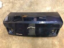 08 09 10 11 12 Chevy Malibu Trunk Lid Tailgate OEM Blue