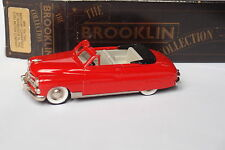 BROOKLIN BRK 15A 1950 MERCURY CONVERTIBLE 1/43