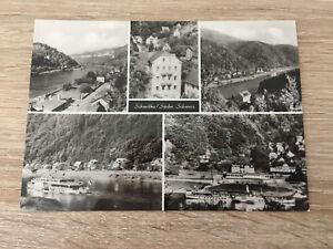 AK - Schmilka bei Bad Schandau - Ansicht - DDR