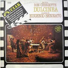 """EUGENIO BENNATO """"DULCINEA"""" lp colonna sonora mint"""