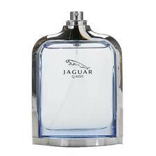 Jaguar Classic Blue Cologne for Men Eau de Toilette Spray 3.4 oz  New Tester