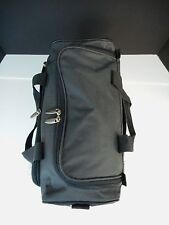 Travel Pierre Cardin Zippered  Carry On Bag Luggage 16W x 6.5 D x 10 Ht. approx.