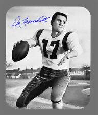 Item#5849 Don Meredith SMU Mustangs Facsimile Autographed Mouse Pad