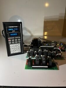 Thermotron 2800 Programmer / Controller , linear board, and 2 event boards