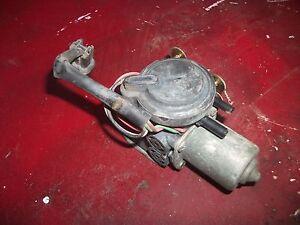 SUZUKI GRAND VITARA 1998-2005 PARTS - FRONT DIFFERENTIAL AIR ACTUATOR MOTOR