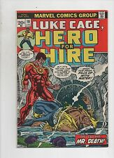 Marvel Comics      Power Man and Iron Fist (1972 Hero for Hire) #10 VF