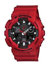 CASIO G-Shock GA-100B-4A GA-100B-4ADR X-Large Anti-Magnetic 200m Watch