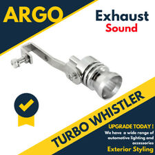 Turbo Exhaust Whistler Pipe Whistle Sound Car Dump Valve Tailpipe Simulator Loud