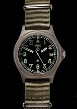 MWC G10 300m Water Resistant Stainless Steel Military Watch
