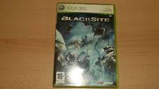 BLACKSITE XBOX 360 Game