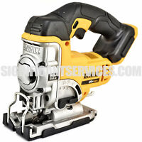 New DeWalt DCS331B 20V 20 Volt Max Lithium Ion Cordless Variable Speed Jig Saw