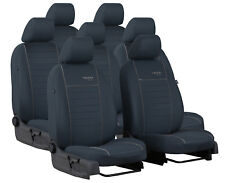 VW SHARAN Mk2 7 SEATS 2010 ONWARDS STRONG FABRIC SEAT COVERS MADE TO MEASURE