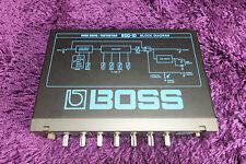 Boss ROD-10 Over Drive overdrive/Distortion mini rack guitar effect /unit  16922