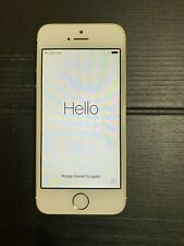 Apple iPhone 5s - 32GB - Gold (AT&T) A1533 (GSM) - Clean