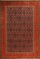 Tapis Oriental Authentique Tissé À La Main Persan (285 x 198)cm - N° 4009