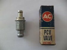 1963-1967 AMC and 1965-1968 KAISER JEEP NOS DELCO CV-719C PCV VALVE GM 6422389