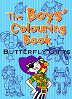Kids Children's Boys Activity Fun Colouring Book Colouring Dinosaurs Truck Car