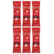 6x Colgate Optic Express White 85g Whitening Toothpaste w/hydrogen peroxide