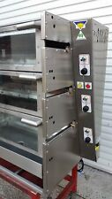 RADIANT2000 T3 Gas Chicken Rotisserie Warranty&trial includedExcellent Condition