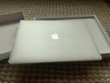 "2018 Apple 15"" MacBook Pro 555X Z0V2000YB 512GB Touch Bar APPLE CARE WARRANTY"