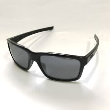 Oakley Sunglasses * Mainlink 9264-02 Polished Black Black Iridium COD PayPal