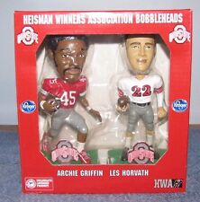 Ohio State Buckeyes Heisman Winners Bobbleheads Archie Griffin / Les Horvath