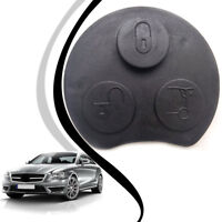 1*3 Button Remote Key Shell Case Replacement Fob for SMART Fortwo Mercedes Benz
