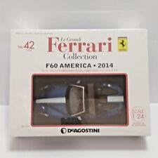 DeAgostini F60 AMERICA 2014 1/24 Model Le Grandi Ferrari Collection No.42 F/S