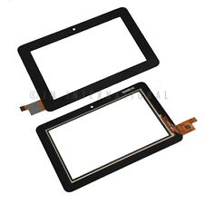 "Front Panel Lens Touchscreen Digitizer for Black Amazon Kindle Fire HD 7"" Repair"
