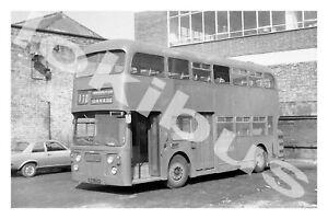 Bus Photograph MIDLAND RED UHA 210H [6210]