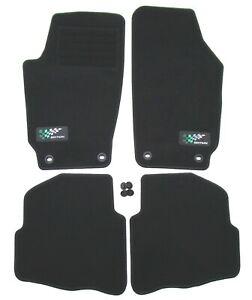 passend für Skoda Fabia I  Autofußmatten Autoteppiche Fußmatten 1999 - 2007 Lsov