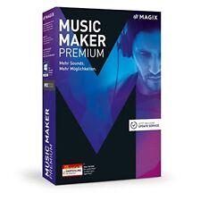 MAGIX Music Maker Premium 2017 Vollversion Windows De