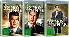Simon Templar - Gesamtedition, Vol. 1 2 3 DVD Roger Moore