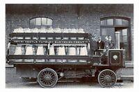 rp16989 - Steam Milk Lorry , F Nestle , Tutbury , Burton-on-Trent photograph 6x4
