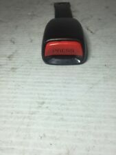 95-99 NISSAN MAXIMA R. RIGHT PASSENGER SIDE FRONT SEAT BELT BUCKLE OEM (39C).