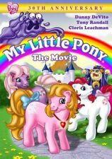 My Little Pony The Movie 30th Anniversary Edition Region 1 DVD