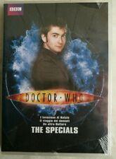 Doctor Who Dvd The Specials 3 Dischi raro fuori catalogo