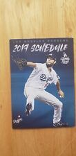 2019 Los Angeles Dodgers Pocket Schedule New