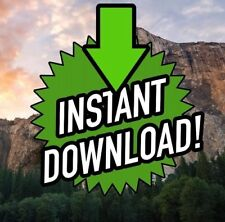 【ᐅᐅ】 Mac OS X 10.10 Yosemite - Instant & Secure Download *** DMG FILE ***