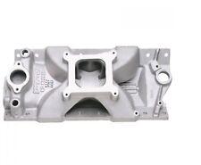 Edelbrock 2975 Victor Jr 23 Intake Manifold For 262 400 Sb Chevy V8