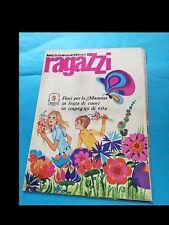 MESSAGGERO DEI RAGAZZI nr. 8 del 1971 (numero in copertina) con inserto