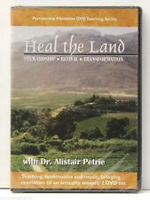 HEAL THE LAND DVD - STEWARDSHIP/REVIVAL/TRANSFORMATION WITH DR. ALISTAIR PETRIE