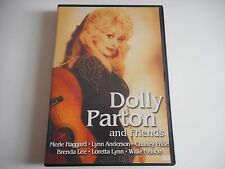 DVD - DOLLY PARTON AND FRIENDS