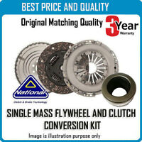 Clutch Kit 3pc Cover+Plate+Releaser fits VAUXHALL FRONTERA B 2.2D 98 to 04 B/&B