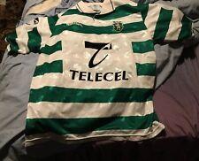 Sporting Lisbon (portugal) Home Football Shirt