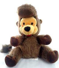 "Mint ~ Disney Store MOOSE WINNIE The POOH  7"" Bean Bag Plush Stuffed Animal"