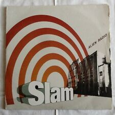 Slam-alieno radio, UK 2001, 2 X LP VINILE, soma quality recording-soma LP 25