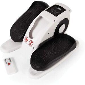 Seated Under Desk Elliptical Portable Exerciser Exercise Rehab Fitness Trainer