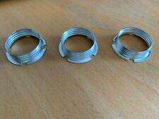 Gewindering iso 1 Stk. Gewinde M28x2 Kunststoff schwarz Schraubring E14