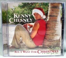 Kenny Chesney All I Want For Christmas CD